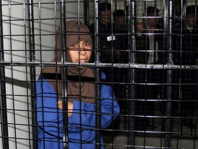 Sajida al-Rishawi.isis