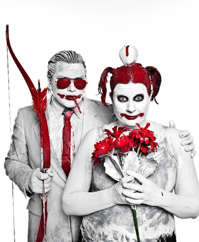 San valentin Sangriento