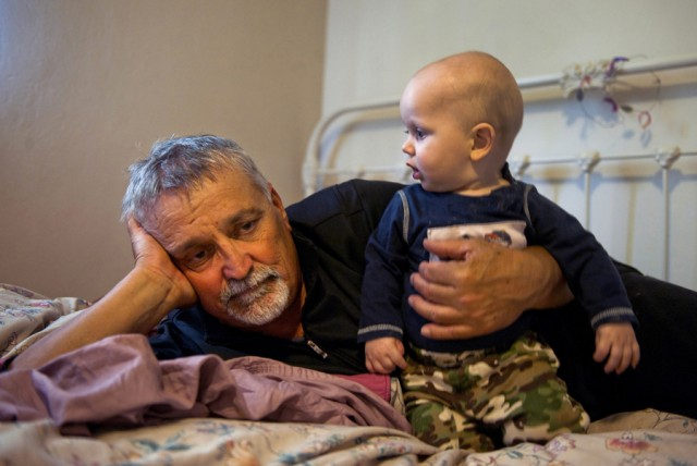 A Grandfather's Sorrow and Love