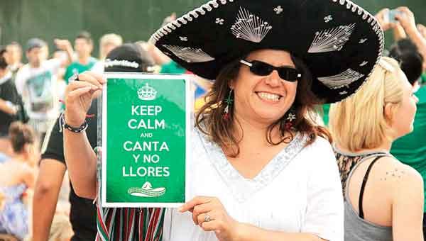 felicidad mexicano