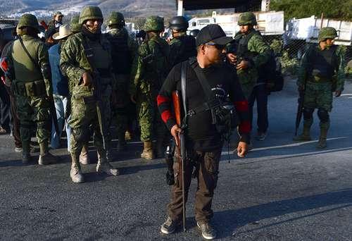 policia comunitaria guerrero