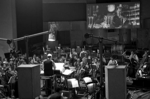 Dimitri-Tiomkin-and-orchestra-55-Days-at-Peking