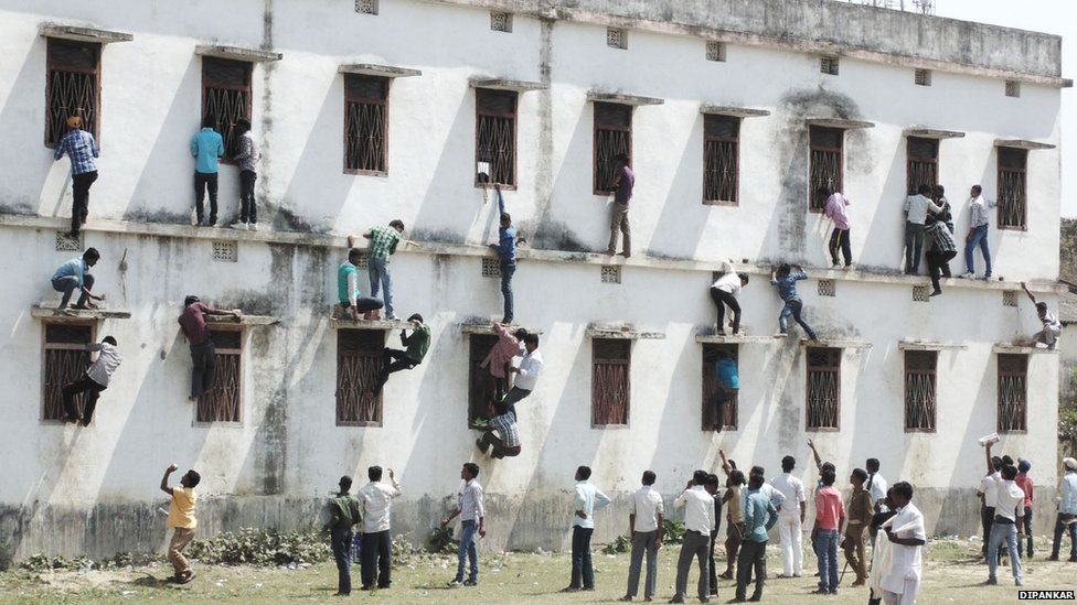 India trampa examen 1