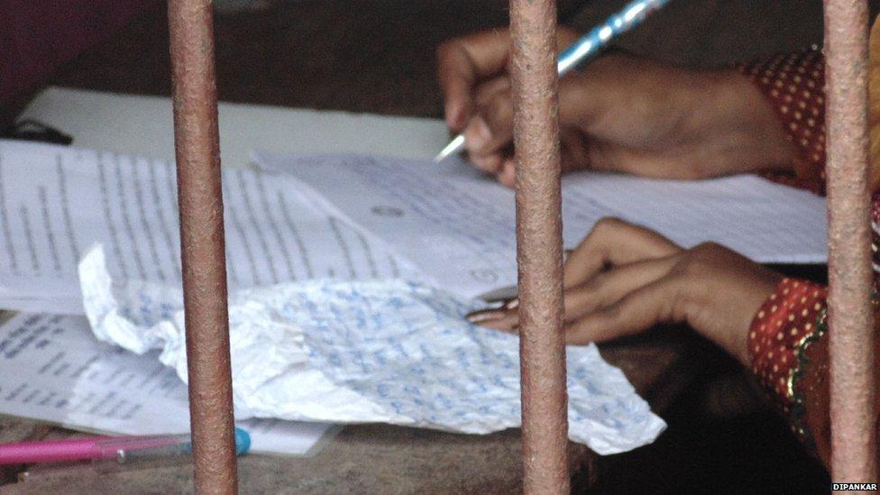 India trampa examen 3