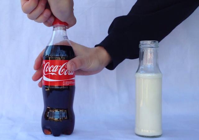Leche cola