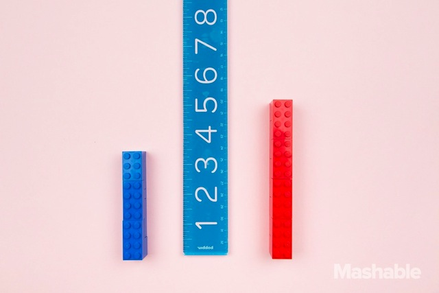 Penis Size Lego Comparison Constant-1