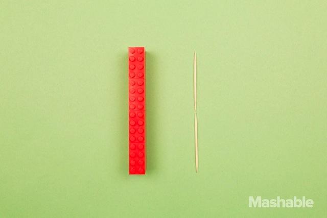 Penis Size Lego Comparison Erect-6