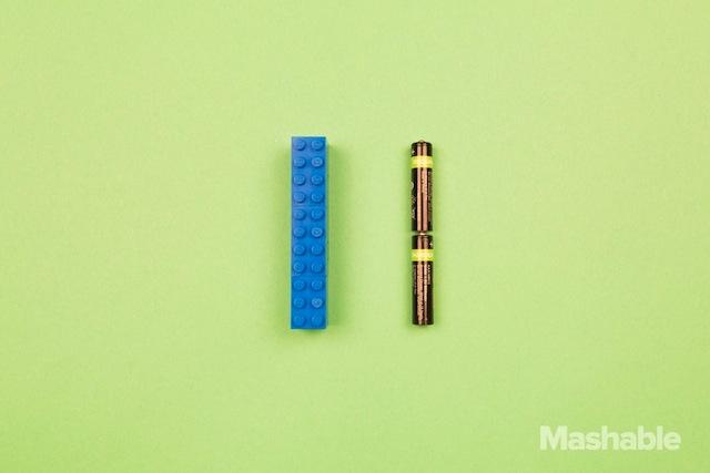 Penis Size Lego Comparison Flacid-2