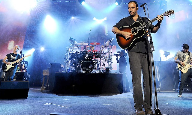 Dave Matthews Band In Concert - Concord, CA