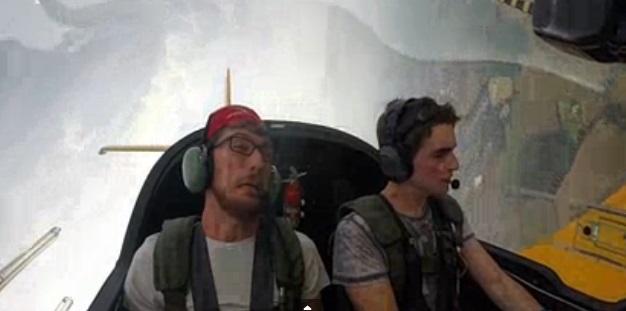 piloto avion