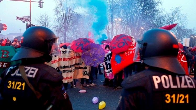 protestas alemania7