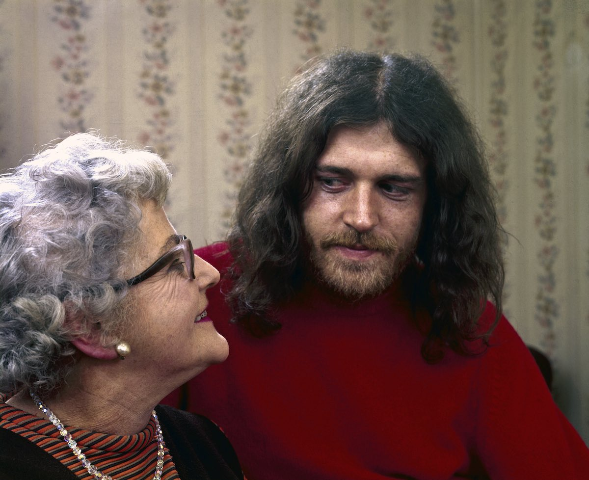 Joe Cocker & His Mother