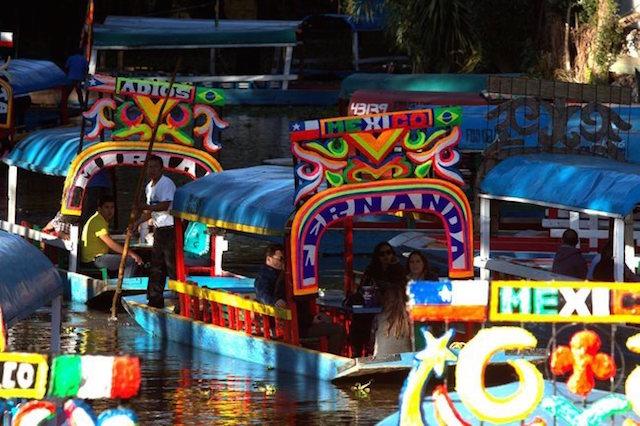trajinera.xochimilco