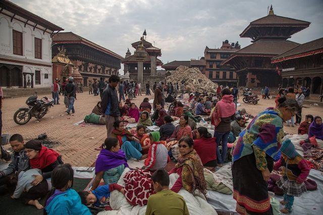 Gobierno mexicano enviará la gran cantidad de… ¡SEIS mexicanos a ayudar en Nepal!