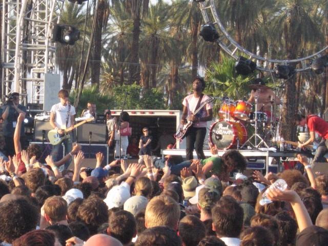 Bloc Party Coachella
