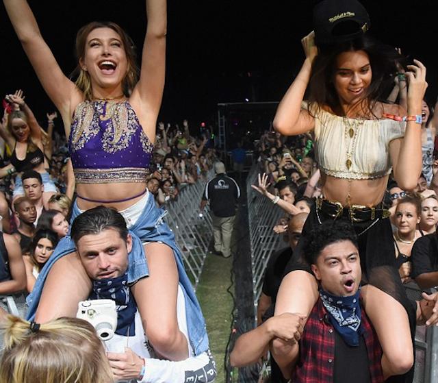 Kendall Jenner - Coachella
