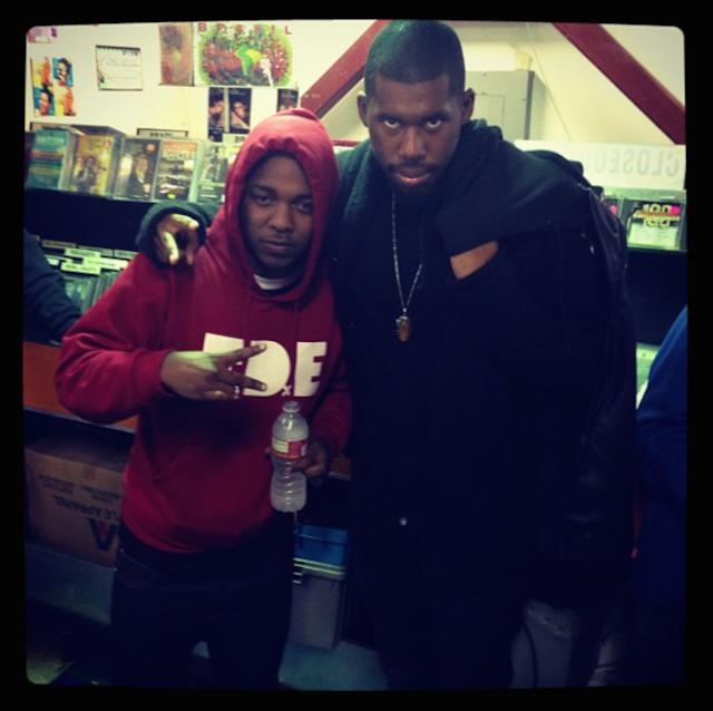 Kendrick-Lamar-and-Flying-Lotus