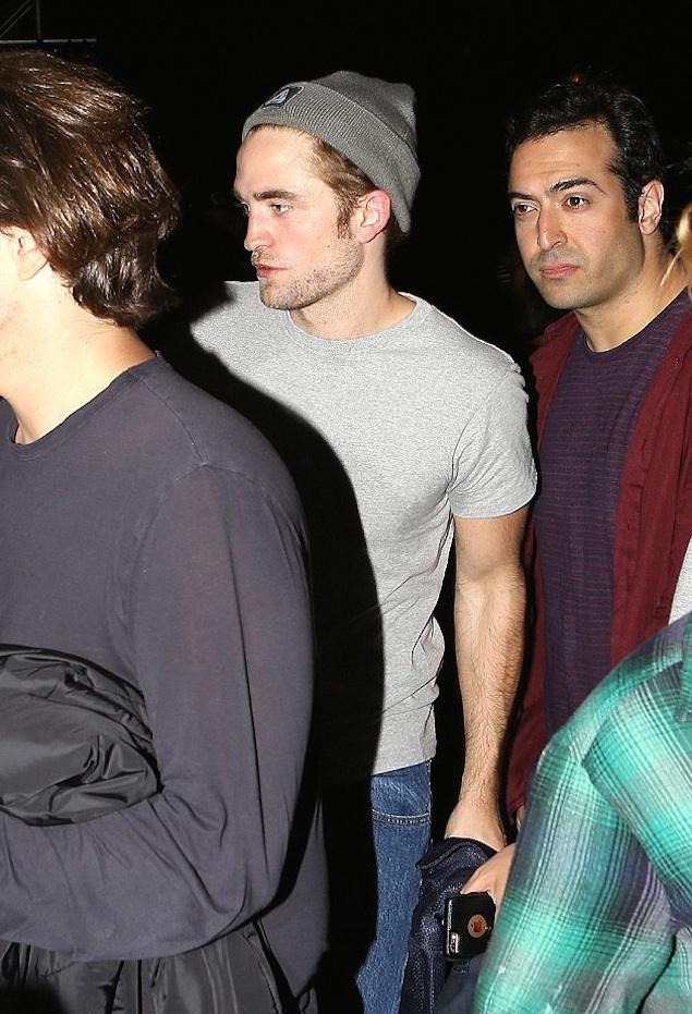 Pattinson - Coachella