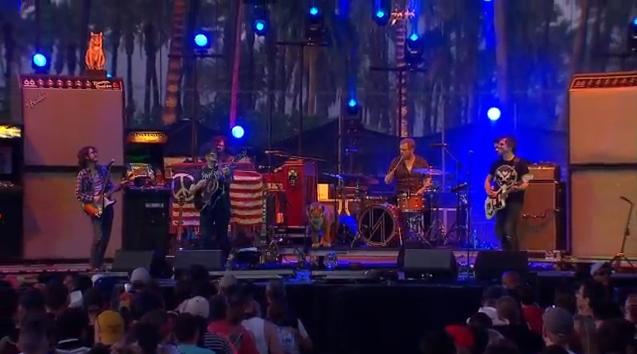 Ryan Adams - Coachella 02