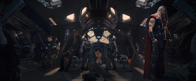El espectacular regreso de los Avengers a la pantalla grande