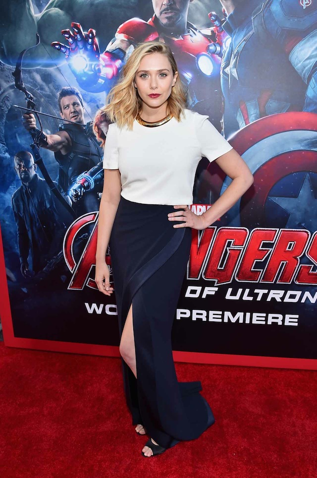 "World Premiere Of Marvel's ""Avengers: Age Of Ultron"" - Red Carpet"