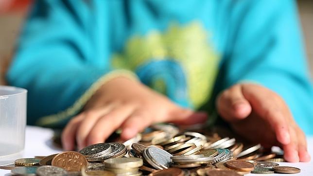 niño dinero