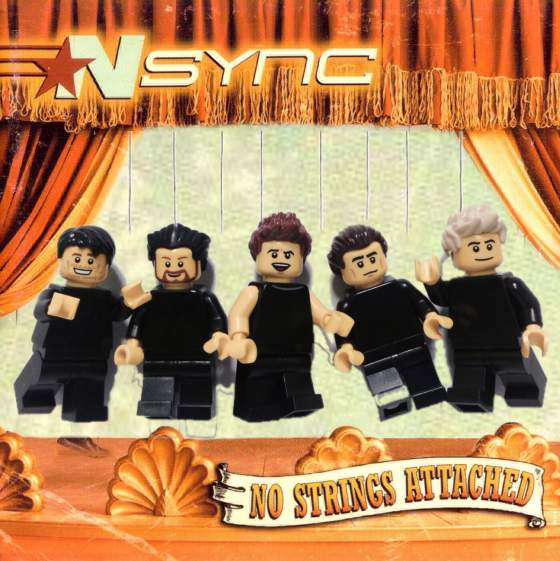 nsync-legolised