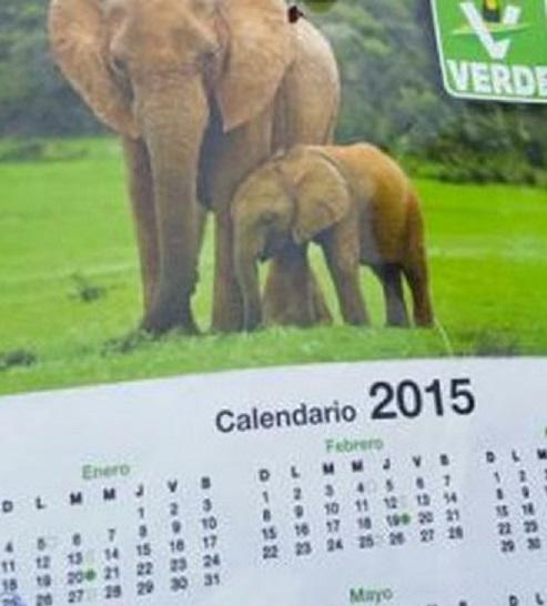 pvem calendarios