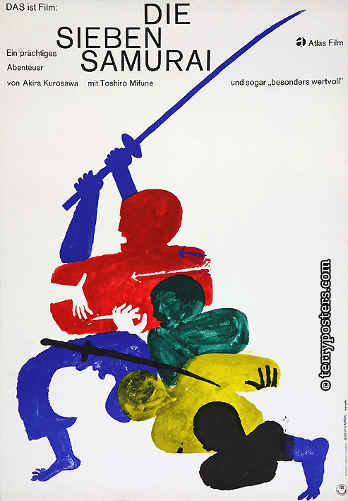 6.-Los-siete-samuráis-1954
