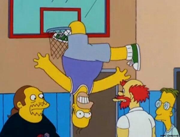 basketball homero