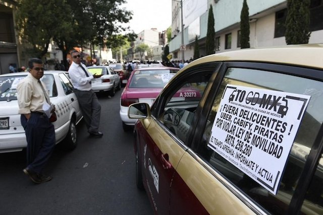 df uber taxi