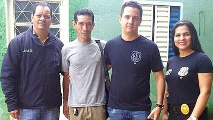 poli brasil ladron