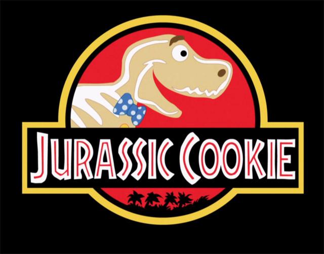 Jurassic-Cookie
