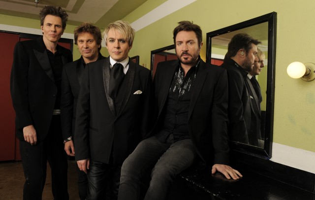 Duran Duran; John Taylor, Roger Taylor, Nick Rhodes, Simon Le Bon