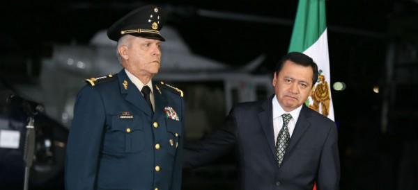 Osorio-Chong cienfuegos