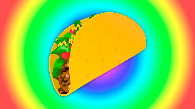 Taco-emoji