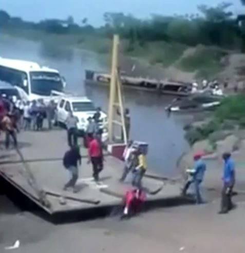 accidente barco