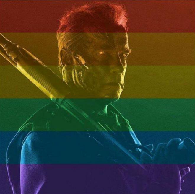 arnie gay