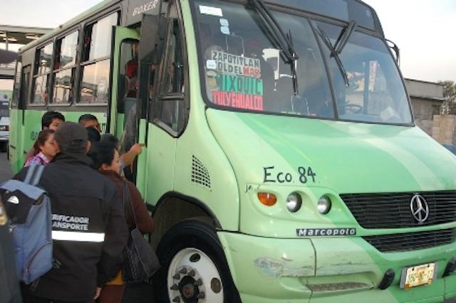 microbus ciudad mexico