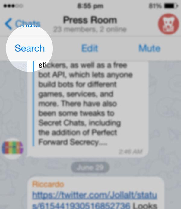 Telegram-Buscador