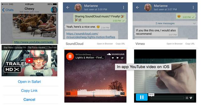 Telegram-YouTube