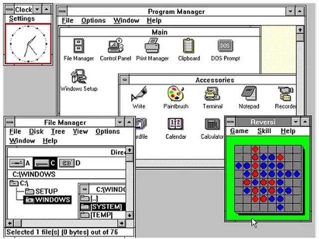 La Evolución de Windows '30 años de historia'