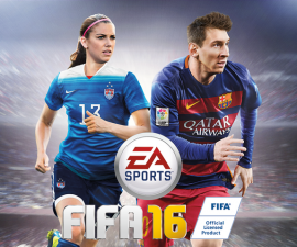 alex morgan portada fifa 16