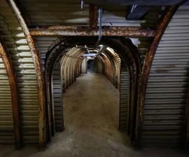 churchill tunel