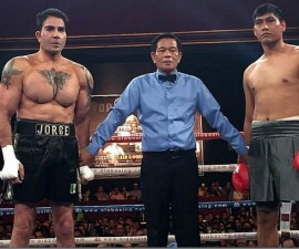 jorge kahwagi vuelve a ring