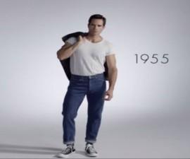 moda hombres 100 años