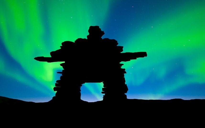 viajes aurora boreal