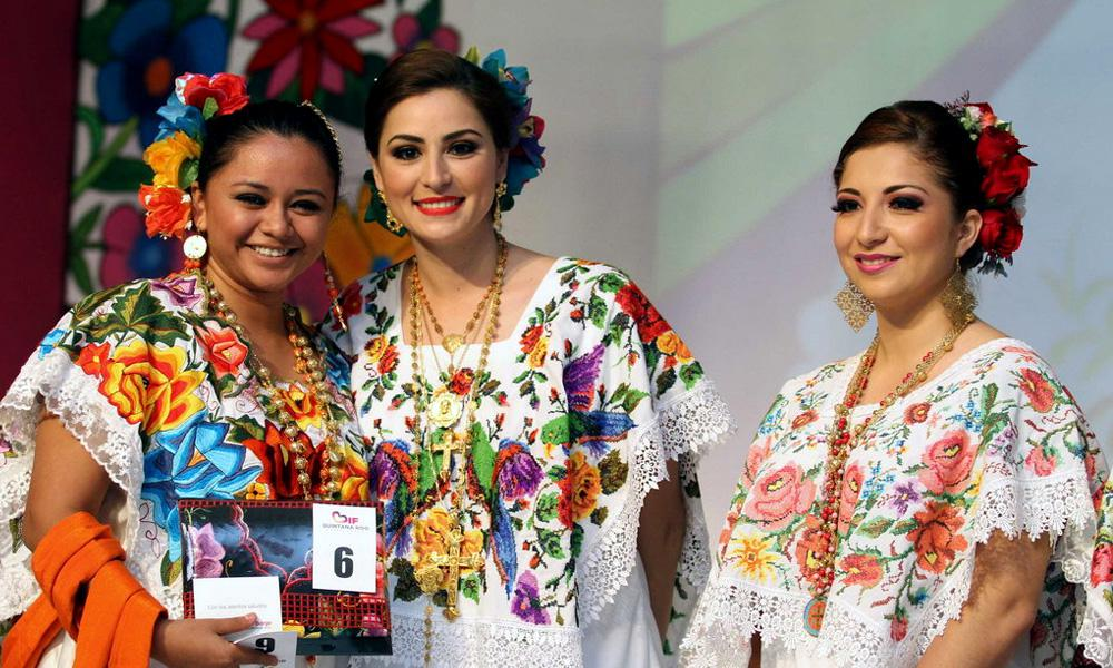 06 huipil in yucatan