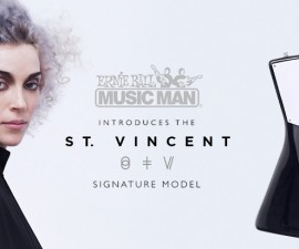 St vincent guitar