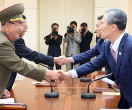 acuerdo coreas